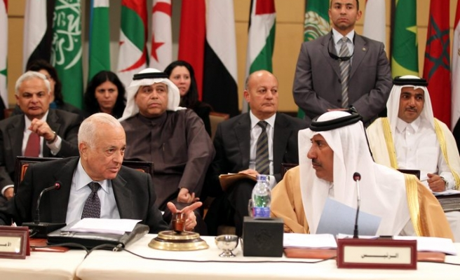 Arab ministers meeting on Syria postponed