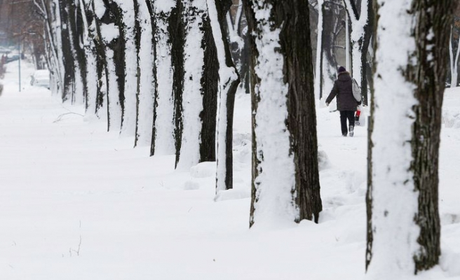 Wintry weather returns to U.S. with a vengeance