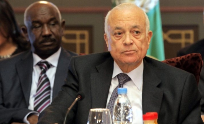 Arab League chief calls on EU to recognize Palestine