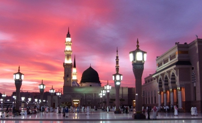 Expansion of Al-Masjid an-Nabawi to end in 2 years