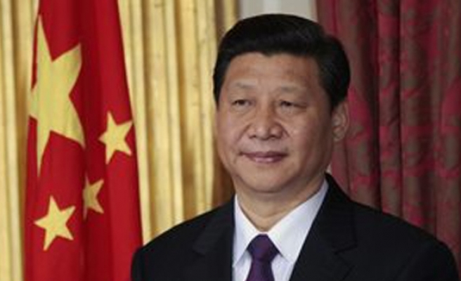 China's Xi congratulates new chairman of Taiwan's ruling party