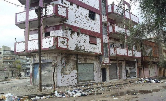Homs move doesn't improve humanitarian situation