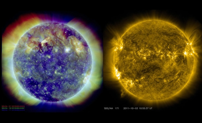 Double solar storms headed to Earth raise disruption concerns