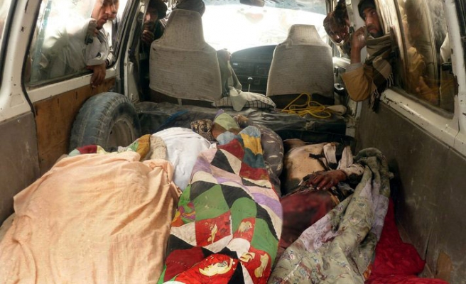 NATO killed Afghan children in pursuit of low-level Taliban fighters