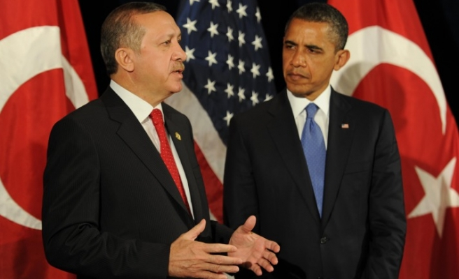 Turkey, US 'to speed up Syria political transition'