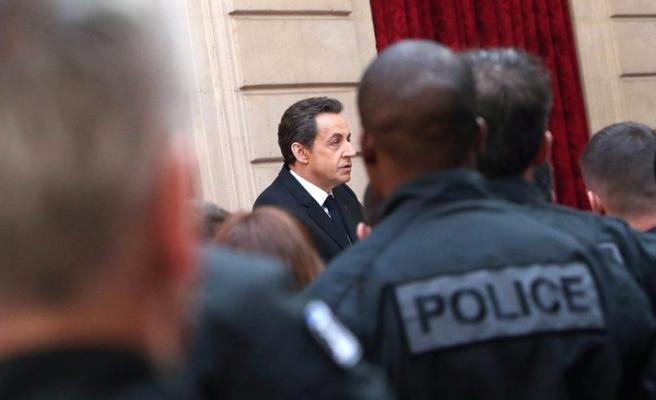 French UMP party official admits funding irregularities