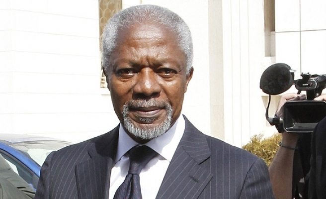 Colombia deal should ensure criminals held to account -Annan