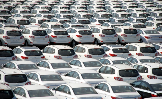 Turkey's automotive exports to Europe down, to Arab countries up