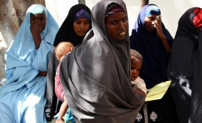 Quarter of Somalis still rely on aid