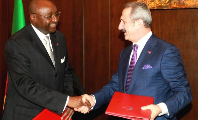 Cameroon to open its first embassy in Turkey