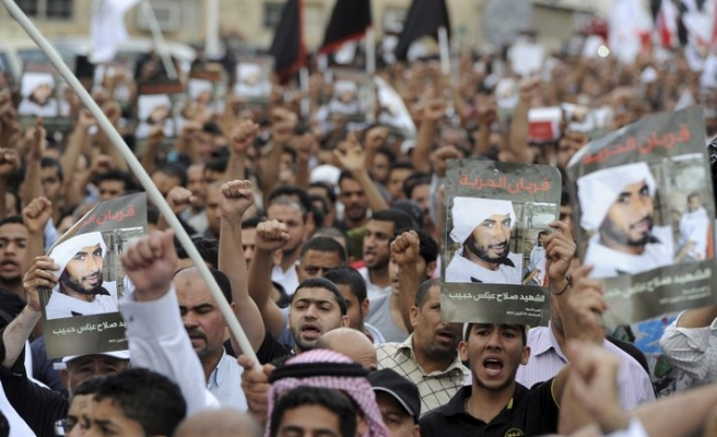 Protests banned in Bahrain capital