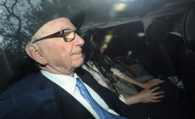 Ex-Murdoch journalists plead guilty to phone hacking