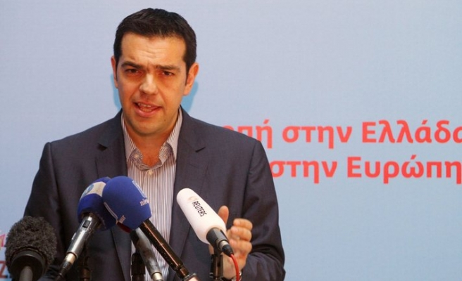 Greece's Tsipras has to watch left flank as well as EU