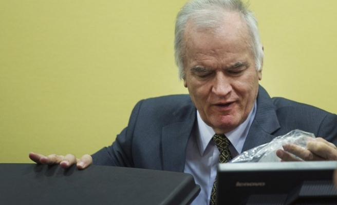 Mladic genocide trial to resume on Monday