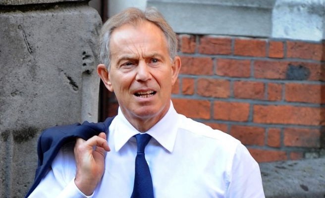Blair rules out EU presidency, slams UKIP
