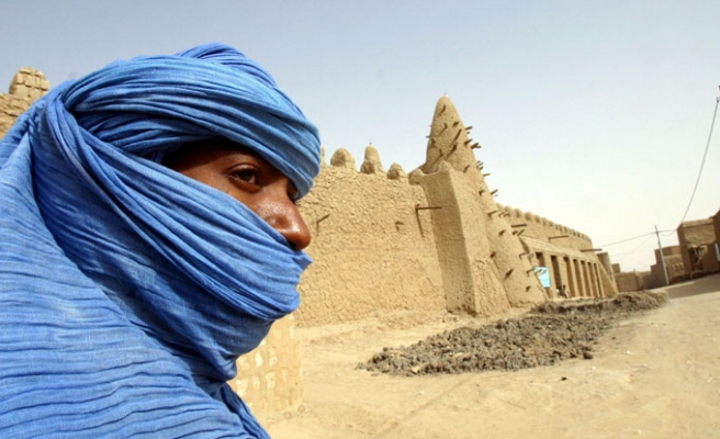 Tuaregs in Mali pull out of peace deal