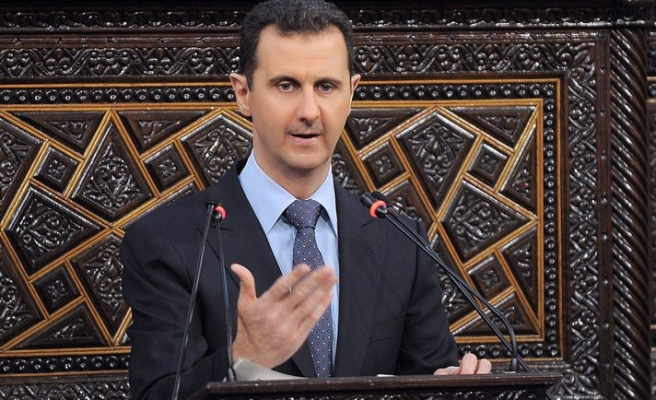 'Assad is fortunate because he has Iran'