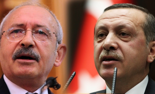 Turkish PM, opposition leader clash over Syria-attacked jet