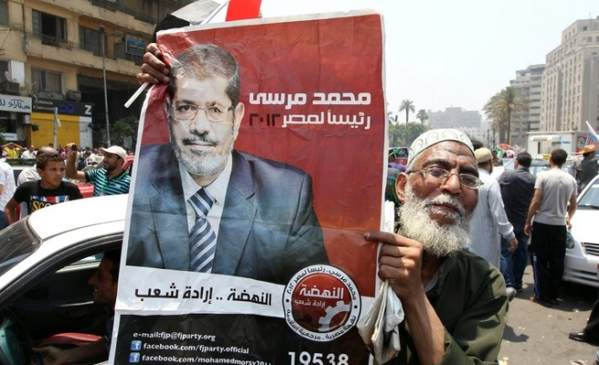 Egypt's Mursi to be sworn in formally