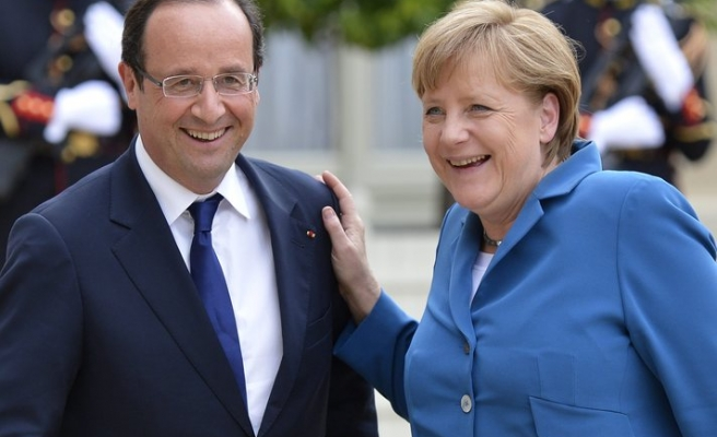 Germany, France demand 'no spy' deal with US