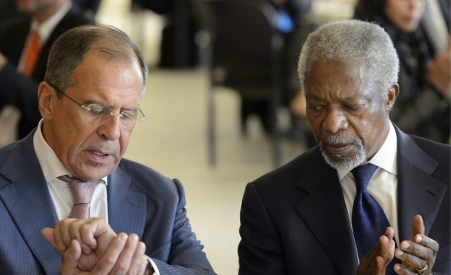 Russia offers to host new talks on Syria