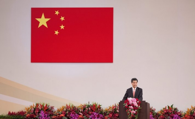 China warns U.S. not to meddle in Hong Kong over reform