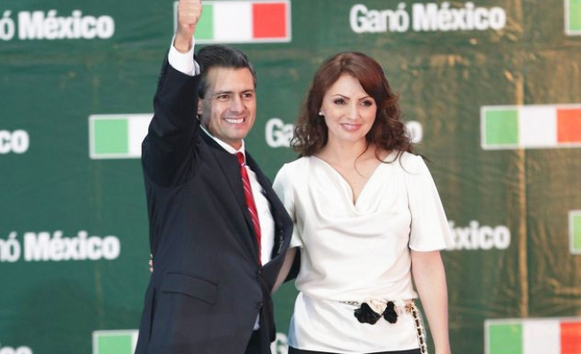Mexico's ex-ruling party claims presidential election victory