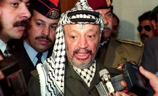 Arafat's widow to bring case in France over death