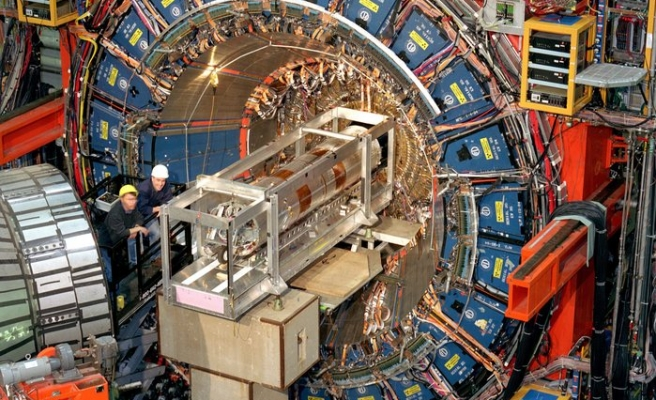 CERN discovers two new subatomic particles