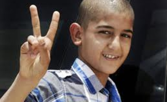 Bahrain boy held over protests to be monitored