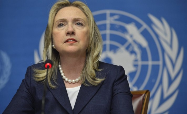 Clinton: Syria must end violence to avoid 'catastrophic assault'
