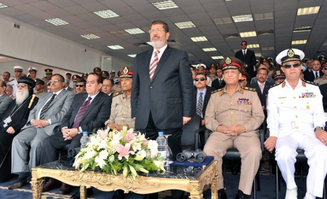 Egypt President fired top army officials to prevent coup: report