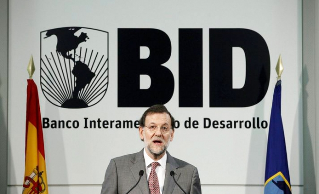 Spanish recession set to deepen as austerity bites