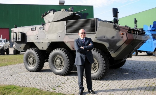 Prototype of Turkey's national tank Altay to be ready by fall
