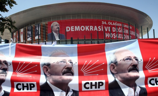 Second round of congress due as Turkey's CHP re-elects leader