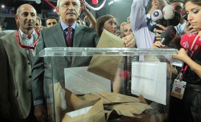 YSK orders CHP's congress votes to be recounted