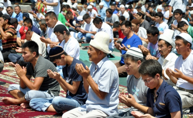 Turkish Religious Foundation constructing biggest mosque in Kyrgyzstan