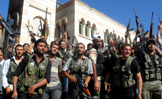 Two Italians held in Syria released-Syria state TV