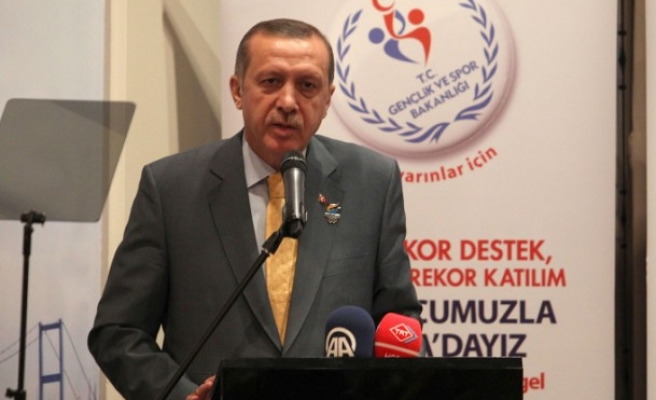 Erdogan to attend inauguration ceremony of London Olympics