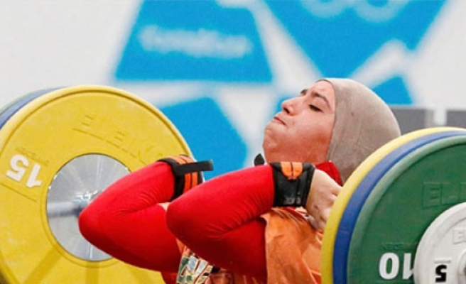 More Muslim sportswomen join Olympics as hijab bans eased / PHOTO