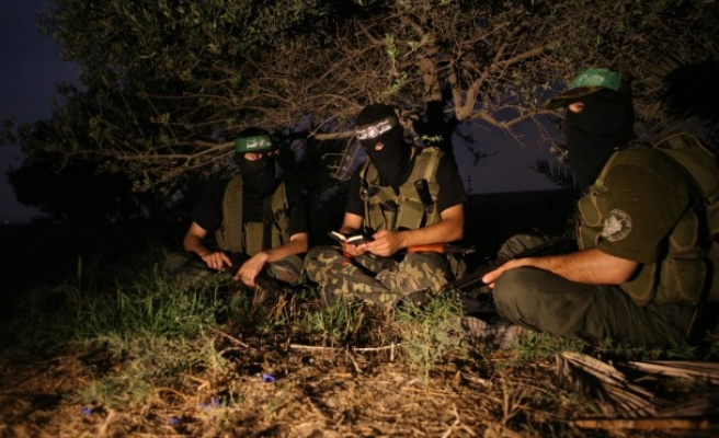 Hamas armed wing on 24 hour-guard against Israel raids