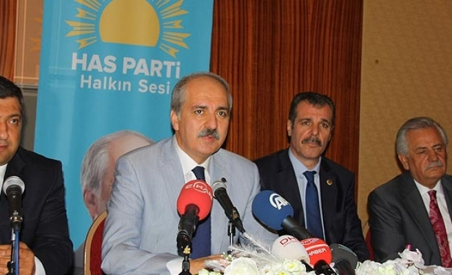 HAS Party decides to merge with AK Party, leader says