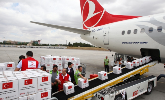 Turkey collects 2.1 million TL for Myanmar