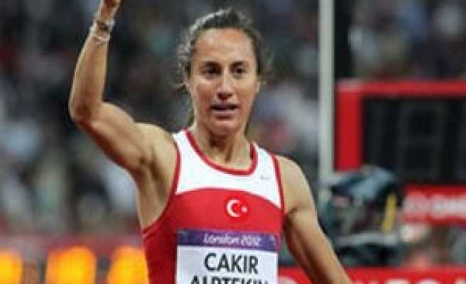 Turkey wins olympic women's 1,500 metres gold medal