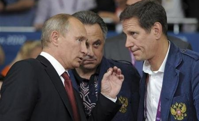 Russian sports chief accuse Britain of unfair play