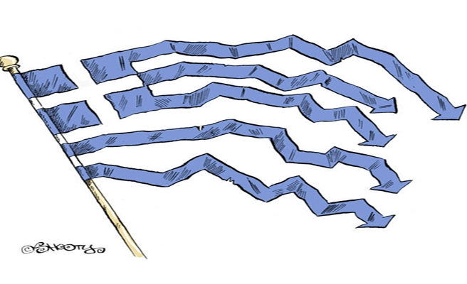 Greece: Restructuring debt, cutting surplus are non-negotiable