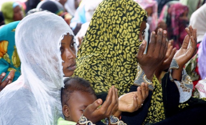 Special gatherings for Ramadan prayers in Chad / PHOTO