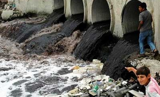 Ministry fines firms over TL 12 million for polluting Ergene Basin