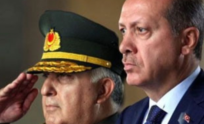 Erdoğan has fast-breaking dinner with military chief
