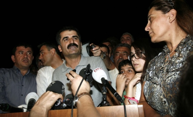 PKK frees kidnapped Turkish lawmaker after two days